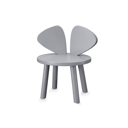Slika za NoFred® Stolček Mouse Grey 2-5let