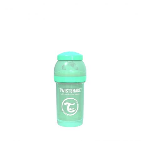 Slika za Twistshake® Anti-Colic bočica 180ml (0+M) - Pastel Green