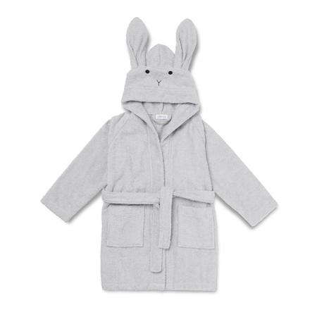 Slika za Liewood® Ogrtač za kupanje Rabbit Dumbo Grey