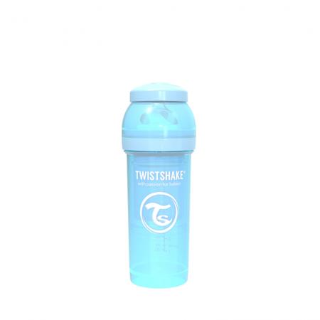 Slika za Twistshake® Anti-Colic bočica 260ml (2+m) - Pastel Blue