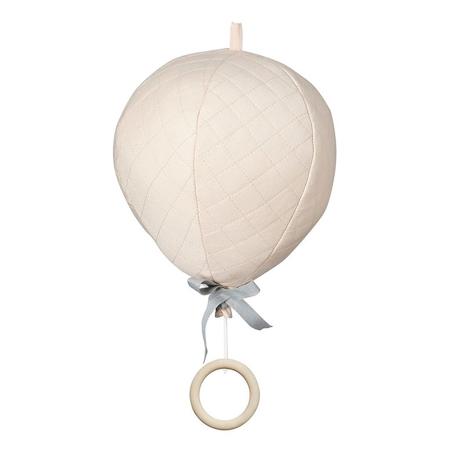 Slika za CamCam® Glasbeni vrtiljak balon Rose