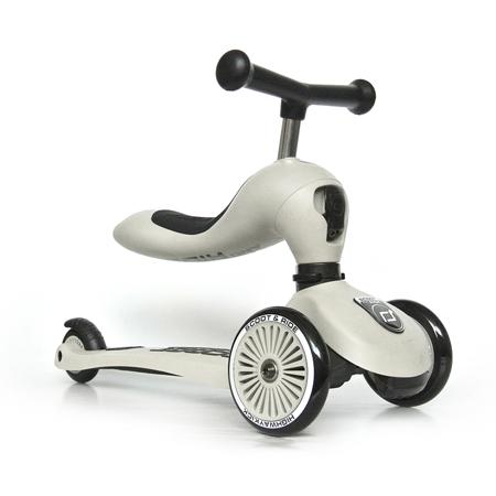 Slika za Scoot & Ride® Dječja guralica i romobil Highwaykick 1 Ash