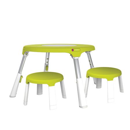 Slika za Oribel® Portaplay Dječja stolica Green (2kom)