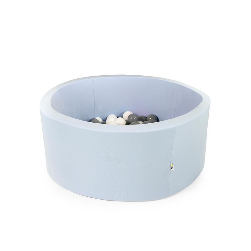 Slika za Misioo® Bazen sa kuglicama Light Blue Basic Smart