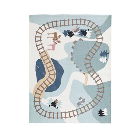 Slika za Kids Concept® Preproga Woodland Edvin 130x170