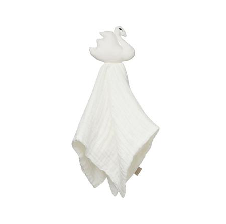 Slika za CamCam® Mazilica i tetra pelena Labud Off-White 26x15
