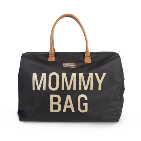Slika za Childhome® Torba za previjanje Mommy Bag Black Gold