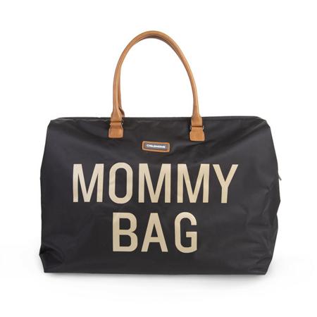 Slika za Childhome®  Previjalna torba Mommy Bag Black Gold