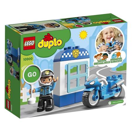 Slika za Lego® Duplo Policijski motor