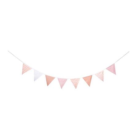 Slika za Kids Concept® Dekoracijske zastavice Roze