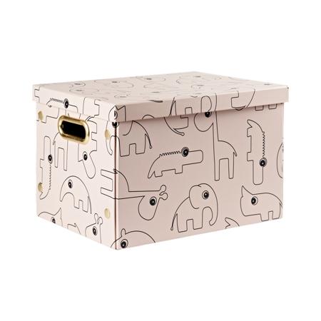 Slika za Done by Deer® Zložljiva škatla za shranjevanje Contour Powder