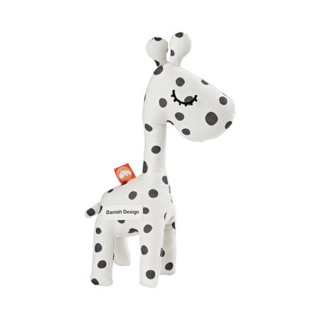 Slika za Done by Deer® Aktivnostna ropotuljica žirafa Raffi Black Dots