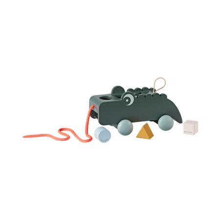 Slika za Done by Deer® Aktivnostna igrača na kolesih Croco