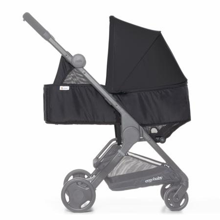 Slika za Ergobaby® Metro Newborn Kit košara za novorođenče Black