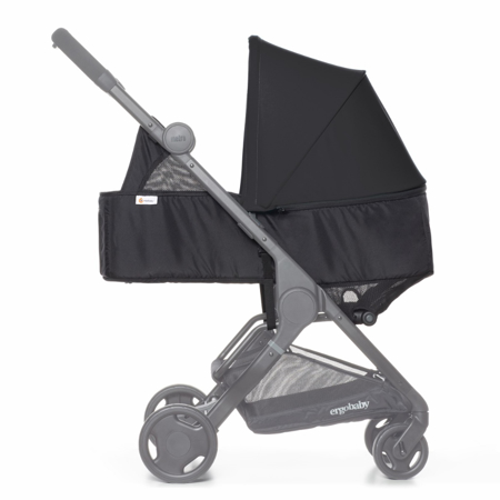 Slika za Ergobaby® Metro Newborn Kit košara za novorojenčka Black