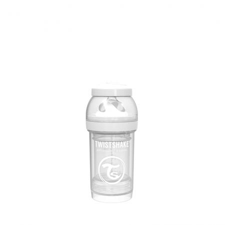 Slika za Twistshake® Anti-Colic bočica 180ml (0+M) - White