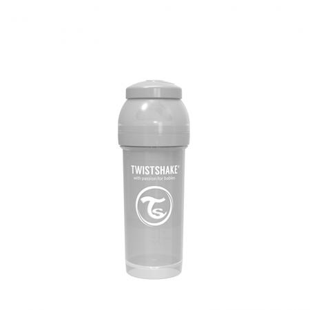 Slika za Twistshake® Anti-Colic bočica 260ml (2+m) - Pastel Grey