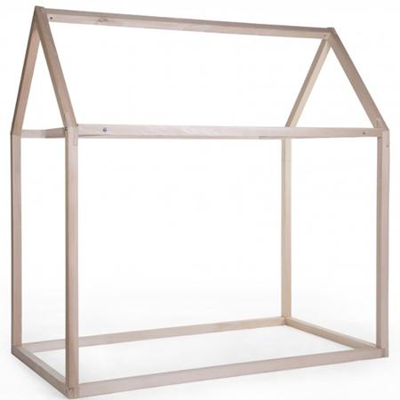 Slika za Childhome® Posteljni okvir hiška 140x70