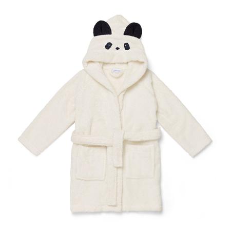 Slika za Liewood® Ogrtač za kupanje Lily Panda Creme de la Creme