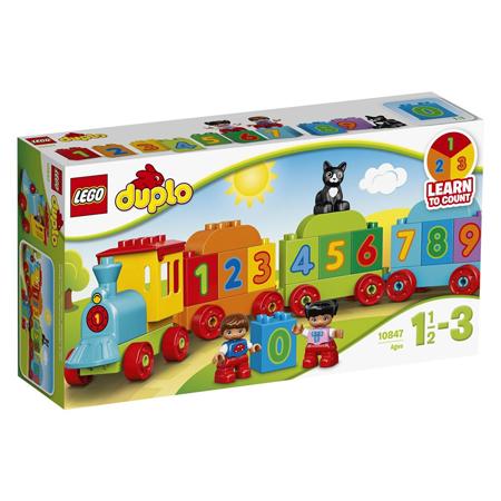 Slika za Lego® Duplo Vlakić s brojevima