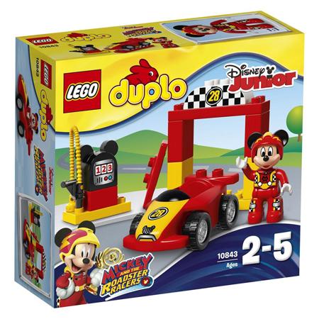 Slika za Lego® Duplo Mikijevev trkaći auto