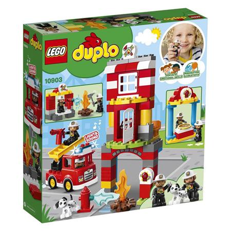 Slika za Lego® Duplo Gasilska postaja