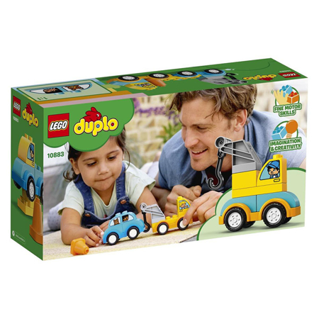 Slika za Lego® Duplo Moj prvi vlečni tovornjak