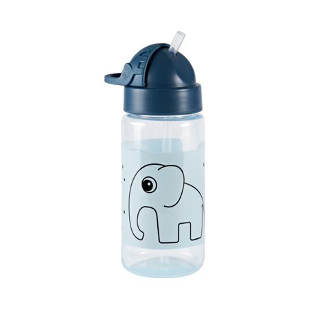 Slika za Done by Deer® Steklenička s slamico Elphee Blue
