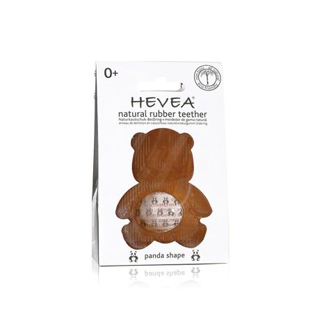 Slika za Hevea® grizalo Panda iz naravnega kavčuka