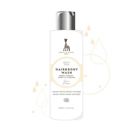 Slika za Sophie la Girafe® Baby gel za telo in lase 200 ml