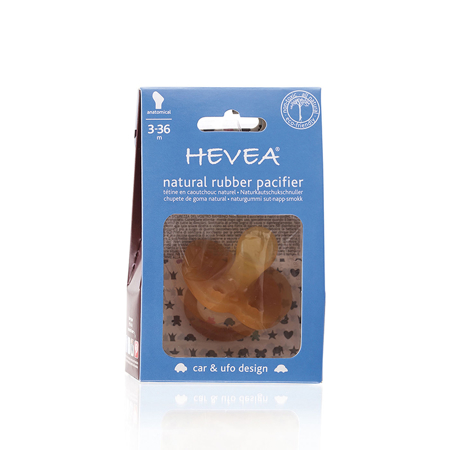 Slika za Hevea® Duda iz kavčuka AVTO (3-36m)