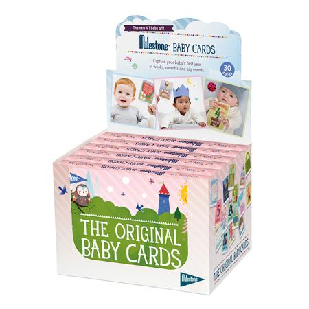 Slika za Milestone® Kartice za fotografiranje Baby (SLO)