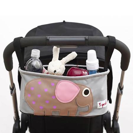 Slika za 3Sprouts® Organizator za voziček Slonček