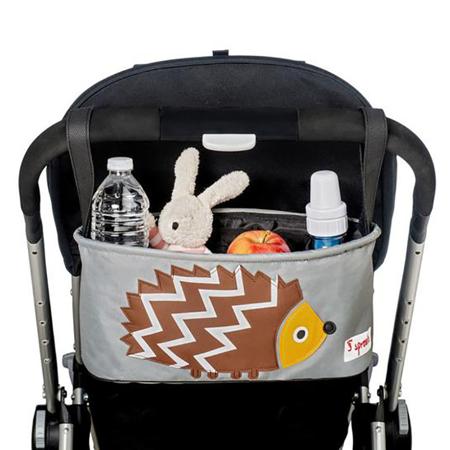 Slika za 3Sprouts® Organizator za voziček Ježek