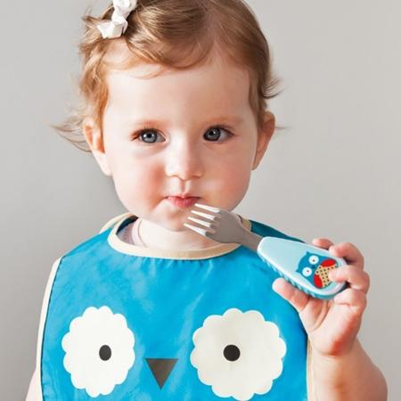 Skip Hop® Otroški jedilni pribor Sovica