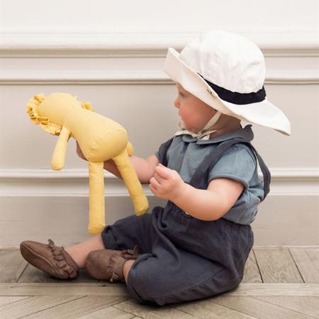 Slika za Elodie Details® Klobuček z UV zaščito Precious Preppy