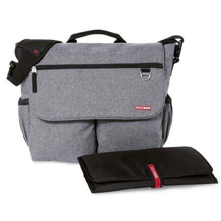 Slika za Skip Hop® Previjalna torba Dash Signature Heather Grey
