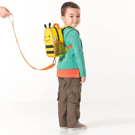 Skip Hop® Mini ruksak Pčelica