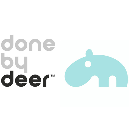 Slika za Done by Deer® Pixi polička Elphee Siva