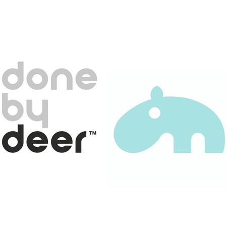 Slika za Done by Deer® Ropotuljica in ogledalo