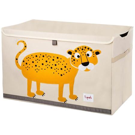 Slika za 3Sprouts® Zabojnik za igrače Leopard