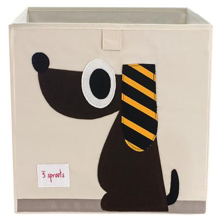 Slika za 3Sprouts® Škatla za igrače Kuža