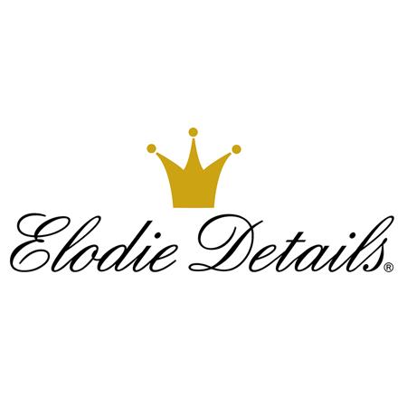Elodie Details® Vunena kapa Mineral Green