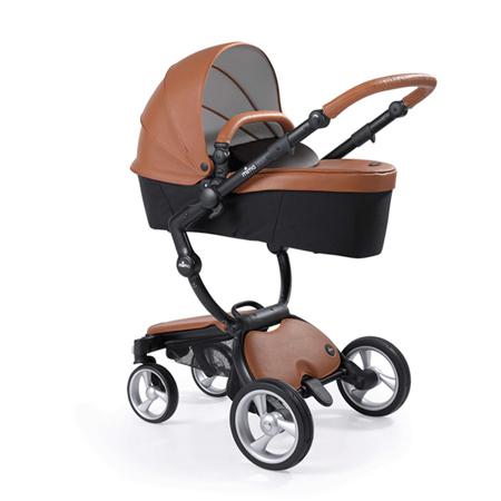 Mima® Dječja kolica s košarom 2u1 Xari Camel