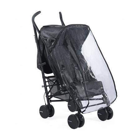Mima® Voziček z dežno prevleko Bo Black