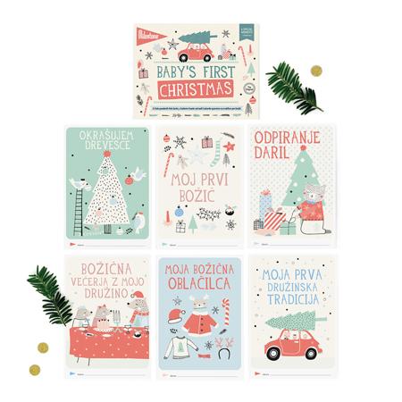 Slika za Milestone® Knjižica za posebne priložnosti Prvi božič