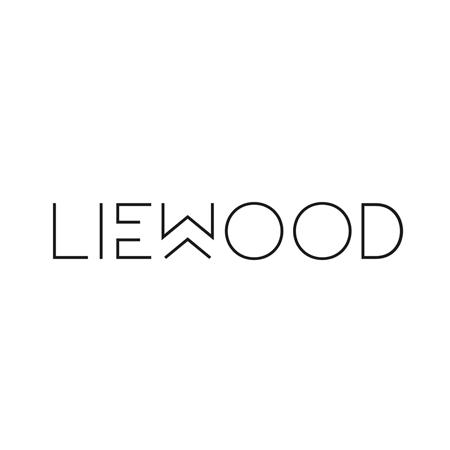 Liewood® Set za jelo iz bambusovih vlakana Mr Bear Mustard