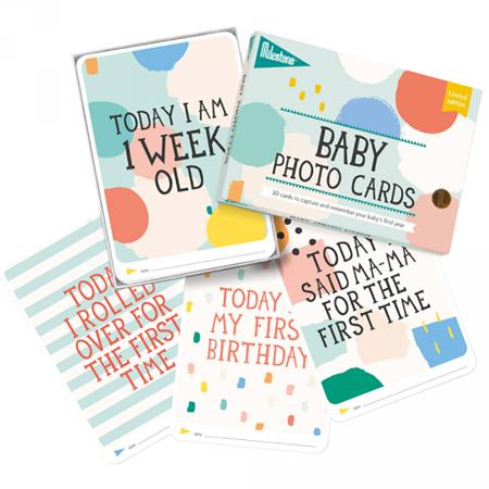 Slika za Milestone® Kartice za fotografiranje Cotton Candy Limited edition (ANG)