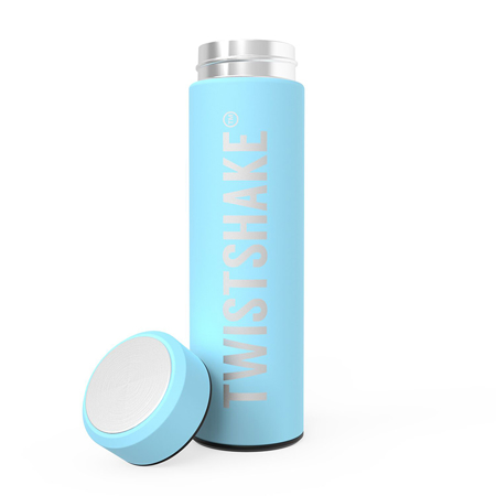 Slika za Twistshake® Termosica 420ml Pastel Blue