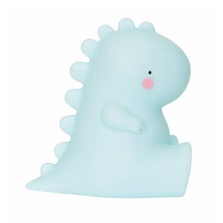 Slika za A Little Lovely Company® Namizna lučka T- rex